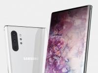 Samsung Galaxy Note 10 получит беспроводную зарядку как у Xiaomi Mi 9