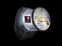 Qualcomm проектирует 64-битный чип для носимых устройств