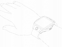 Samsung размышляет над смарт-часами с новым дизайном