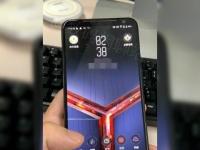 ASUS ROG Phone II будет работать на базе платформы  Qualcomm Snapdragon 855 Plus
