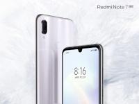 Xiaomi представила белый Redmi Note 7