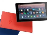 Новейший планшет Amazon Fire замечен на сайте FCC