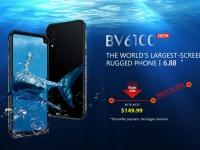 Все, что вам нужно знать о защищенном смартфоне в корпусе из стекла Blackview BV6100 с самым большим в мире дисплеем