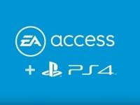 На PlayStation 4 появилась подписка EA Access
