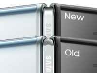 Видимые отличия Samsung Galaxy Fold после редизайна на фото