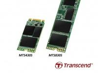 Transcend представляет новые твердотельные M.2-накопители для портативных устройств