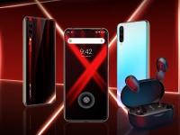 Анонс UMIDIGI X с датчиком отпечатков пальцев на экране! В продаже с 26 августа по цене ниже Xiaomi Mi A3