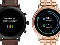 Анонсированы смарт-часы Fossil Q пятого поколения на чипе Wear 3100