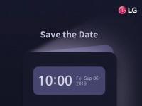 LG покажет флагман с двумя экранами на IFA 2019