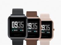 Умные часы Amazfit Health Watch с функций снятия ЭКГ поступают в продажу