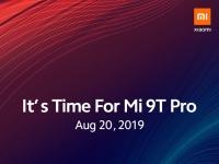 Смартфон Xiaomi Mi 9T Pro дебютирует в Европе 20 августа