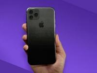 Название смартфона iPhone 11 Pro подтверждено