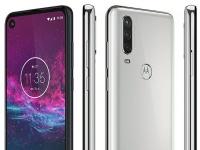 Смартфон Motorola One Action показался со всех сторон