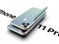 Рендер iPhone 11 Pro с учетом утечек в стиле главного конкурента
