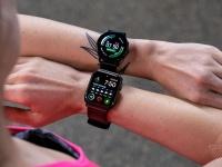 Samsung показывает отличный рост на рынке умных часов