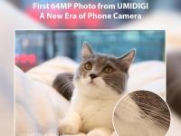 UMIDIGI показал пример изображения с 64 МП датчиком от Samsung GW1 для следующего своего флагмана