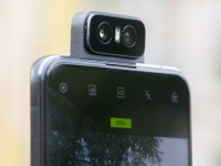 Как работает флип камера в ASUS Zenfone 6? Смотрите наш видео обзор! Покажем все!