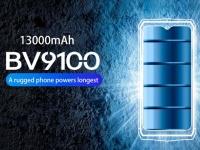 Blackview BV9100 – скоро анонс смартфона с самой большой батареей в мире
