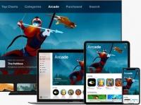 Apple Arcade будет стоить $4,99 в месяц с предоставлением семейного доступа
