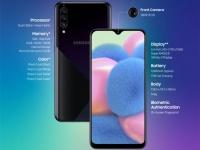 Анонс Samsung Galaxy A30s – три камеры и сканер в экране от Galaxy A50