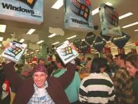 24 года назад вышла Windows 95
