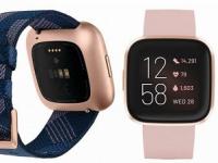 Появились живые фото умных часов Fitbit Versa 2