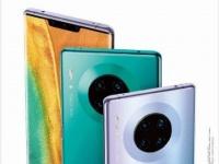 Постер Huawei Mate 30 подтвердил круглую Quad-камеру и Full Screen 2.0