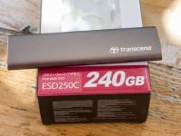 Видео обзор SSD Transcend ESD250C - скорость чтения до 520 МБ/с