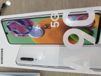 Коробка Samsung Galaxy A90 5G показала дизайн и характеристики