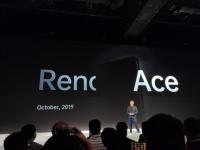 OPPO готовит флагман Reno Ace с 90-Гц экраном на октябрь