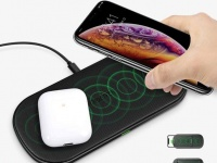 Товар дня: аксессуары для iPhone 11 – настольная и автомобильная зарядка Choetech от $20.28