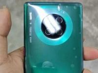 Фото дня: новенький Huawei Mate 30 Pro в заводской пленке