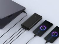 20 000 мАч и 50 Вт. Внешний аккумулятор Xiaomi Mi Powerbank 3 оценили в 42 доллара