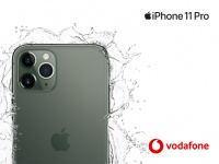 Vodafone объявляет о старте предзаказов на iPhone 11 и iPhone 11 Pro