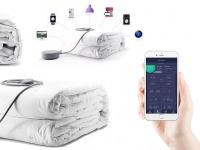 SMARTtech: Электропростынь - тепло и комфорт в вашей постели