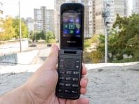 Philips Xenium E255 - Wow! раскладушка или просто телефон? Видеообзор мобильного Филипс Ксениум Е255