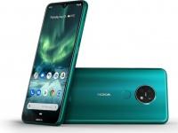 В Украине стартовали продажи Nokia 7.2: смартфон с тройной 48 Мпикс. и оптикой ZEISS за 6 999 грн.