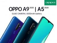 OPPO официально презентует в Украине смартфоны А серии 2020