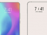 Xiaomi запатентовала смартфон с двойной камерой, скрытой под дисплеем