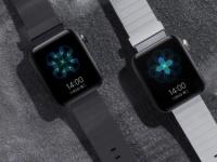 Первые смарт-часы Xiaomi Mi Watch под собственным брендом очень похожи на Apple Watch