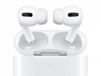 Анонс Apple AirPods Pro – наушники с шумодавом и Прозрачным режимом