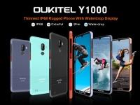 Oukitel представила смартфон Y1000 за $99.99