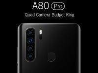 Смартфон Blackview A80 Pro может получить 4 камеры на тыльной крышке и будет предлагаться в 3-х цветах