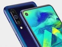 Анонс смартфона среднего уровня Samsung Galaxy M50 ожидается до конца ноября