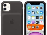 Официальный чехол для iPhone 11 и 11 Pro добавит кнопку камеры
