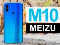 С возвращением! Meizu снова в строю с новинкой в бюджетном сегменте - Meizu M10. Видео обзор от Smartphone.ua