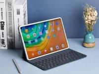 Живые фото и новые подробности по Huawei MatePad Pro перед анонсом