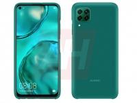 Huawei Nova 6 SE в зеленом и его четыре камеры показались на фото
