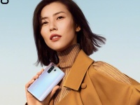 Промо-фото Vivo X30 показали красоту в двух цветах