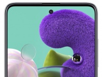 Смартфон Samsung Galaxy A51 показался на пресс-изображении